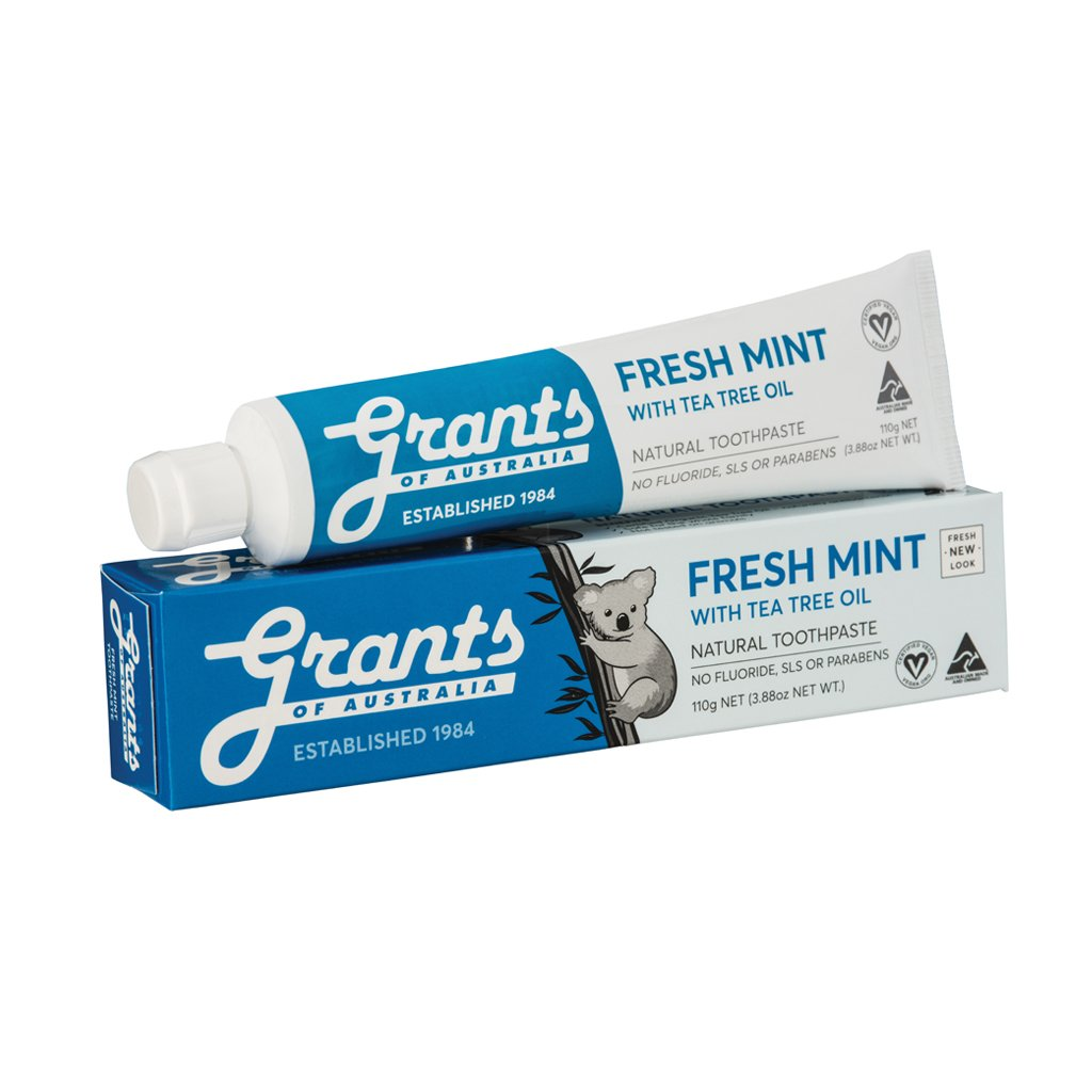 Fresh Mint Toothpaste - 110g
