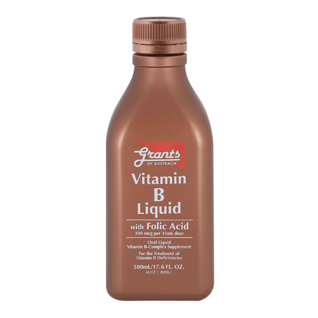Vitamin B Liquid - 500mL